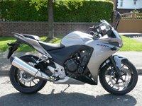 2015 HONDA CBR 0.5 CBR 500 RA-E 1d  £3295.00