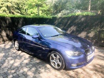 2009 BMW 3 SERIES 2.0 320I SE 2d 168 BHP £4995.00