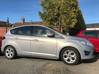 USED 2011 11 FORD C-MAX 1.6 TDCI ZETEC 5d FINE EXAMPLE AND LOW MILEAGE  NO DEPOSIT  FINANCE ARRANGED, APPLY HERE NOW