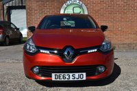 USED 2013 63 RENAULT CLIO 0.9 DYNAMIQUE MEDIANAV ENERGY TCE S/S 5d 90 BHP WE OFFER FINANCE ON THIS CAR