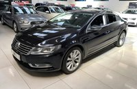 USED 2013 13 VOLKSWAGEN CC 2.0 GT TDI BLUEMOTION TECHNOLOGY 4d 138 BHP