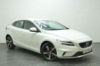 USED 2017 17 VOLVO V40 2.0 T2 R-DESIGN NAV PLUS 5d 120 BHP 1 OWNER + FULL VOLVO HISTORY