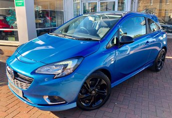 2017 VAUXHALL CORSA 1.4 TURBO LIMITED EDITION S/S 3d 99 BHP £8000.00
