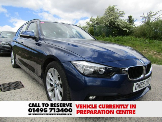 View our 2016 65 BMW 3 SERIES 2.0 320D SE TOURING 5d 188 BHP