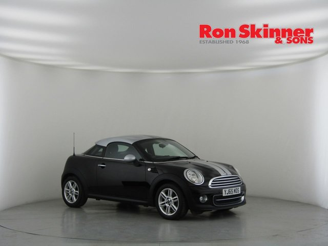 View our 2015 65 MINI COUPE 1.6 COOPER 2d 120 BHP