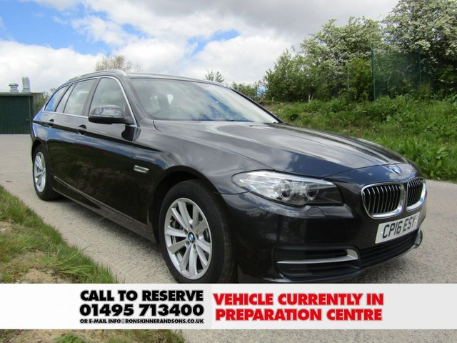 View our 2016 16 BMW 5 SERIES 2.0 520D SE TOURING 5d 188 BHP