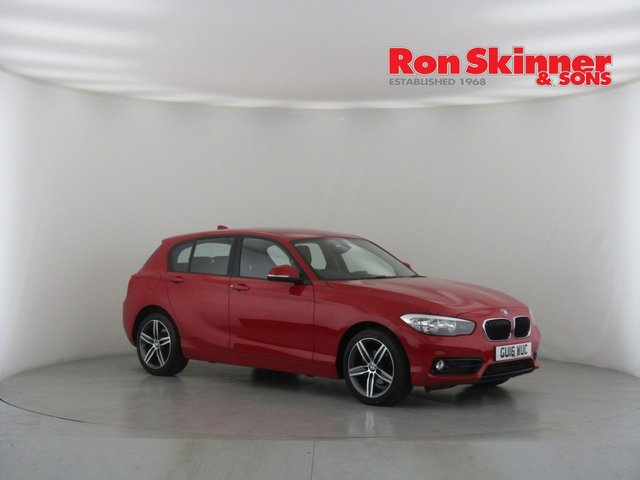 View our 2016 16 BMW 1 SERIES 1.5 116D SPORT 5d 114 BHP