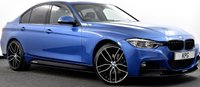 """USED 2017 17 BMW 3 SERIES 3.0 335d M Sport Sport Auto xDrive (s/s) 4dr M Performance Pack, 20"""" Alloys"""