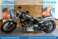 USED 2017 17 HARLEY-DAVIDSON SOFTAIL FXSB BREAKOUT 1690 17 - Low miles
