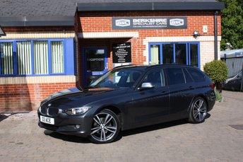 2013 BMW 3 SERIES 2.0 320D XDRIVE SE TOURING 5d AUTO 181 BHP £13790.00