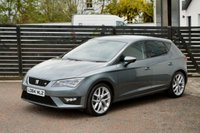 USED 2015 64 SEAT LEON 2.0 TDI FR TECHNOLOGY 5d 184 BHP 6 MONTHS RAC WARRANTY FREE + 12 MONTHS ROAD SIDE RECOVERY!