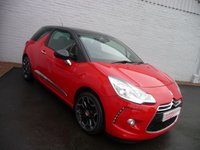 USED 2013 13 CITROEN DS3 1.6 E-HDI DSTYLE PLUS