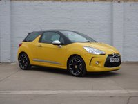 2012 CITROEN DS3 1.6 E-HDI AIRDREAM DSPORT PLUS 3d 111 BHP £5150.00