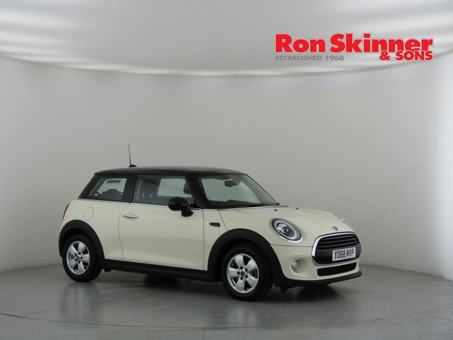 View our 2018 68 MINI HATCH COOPER 1.5 COOPER 3d 134 BHP