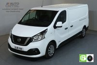 USED 2018 18 NISSAN NV300 1.6 DCI ACENTA L2H1 124 BHP LWB EURO 6 AIR CON VAN AIR CONDITIONING EURO 6