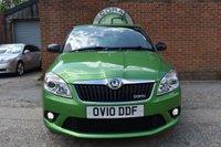 USED 2010 10 SKODA FABIA 1.4 VRS DSG 5d AUTO 180 BHP WE OFFER FINANCE ON THIS CAR