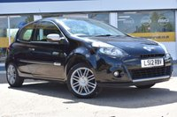 USED 2012 12 RENAULT CLIO 1.1 DYNAMIQUE TOMTOM 16V 3d 75 BHP NO DEPOSIT FINANCE AVAILABLE