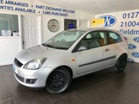 2008 FORD FIESTA 1.2 STYLE CLIMATE 16V 3d 78 BHP £SOLD