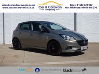 USED 2014 64 VAUXHALL CORSA 1.4 LIMITED EDITION 5d 89 BHP Full Service History A/C DAB Buy Now, Pay Later Finance!