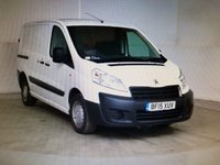 USED 2015 15 PEUGEOT EXPERT 2.0 HDI 1000 L1H1 PROFESSIONAL  128 BHP