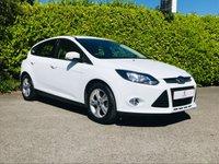 2013 FORD FOCUS 1.6 ZETEC 5d AUTO 124 BHP £5990.00