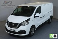 USED 2018 18 NISSAN NV300 1.6 DCI ACENTA L2H1 SWB 144 BHP EURO 6 AIR CON MANUFACTURER WARRANTY UNTIL 30/03/2021