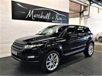 2012 LAND ROVER RANGE ROVER EVOQUE 2.2 SD4 PURE TECH 5d AUTO 190 BHP 4X4 £14899.00