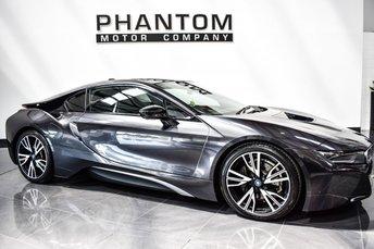 2015 BMW I8 1.5 I8 2d AUTO 228 BHP £45480.00