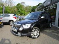 2011 SKODA YETI 2.0 ELEGANCE TDI CR DSG 5d AUTO 138 BHP £6895.00