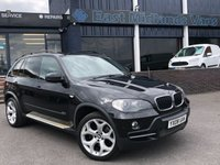 2008 BMW X5 3.0 D SE 5STR 5d 232 BHP £8450.00