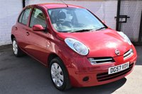 USED 2007 57 NISSAN MICRA 1.2 SPIRITA 5d 80 BHP * FULL HISTORY-LOW TAX GROUP *