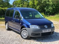 2009 VOLKSWAGEN CADDY MAXI