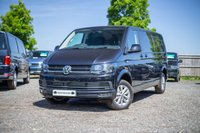 USED 2018 68 VOLKSWAGEN TRANSPORTER T30 TDI HIGHLINE LWB 150 BLUEMOTION EURO 6 Sat Nav (Discovery Media Unit), Electric Folding Mirrors, Tailgate