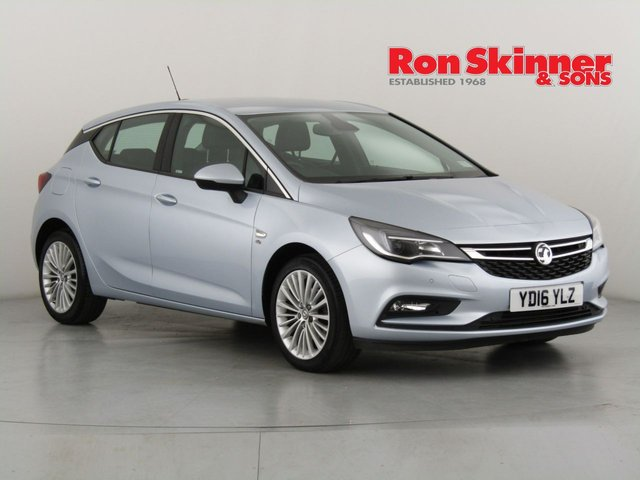 View our 2016 16 VAUXHALL ASTRA 1.0 ELITE ECOFLEX S/S 5d 104 BHP with front & rear parking sensors