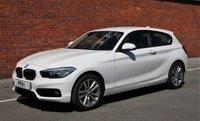 USED 2018 18 BMW 1 SERIES 1.5 118I SPORT 3d 134 BHP
