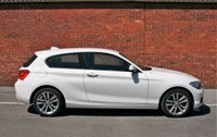 USED 2018 18 BMW 1 SERIES 1.5 118I SPORT 3d 134 BHP
