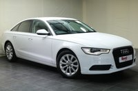 "USED 2011 11 AUDI A6 2.0 TDI SE 4d 175 BHP 17""ALLOYS+NAV+PARKING SENSORS+CRUISE CONTROL+CLIMATE CON+B/TOOTH"