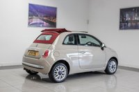 USED 2014 14 FIAT 500 1.2 C LOUNGE 3d 70 BHP MAY 2020 MOT & Just Been Serviced