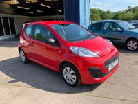 USED 2013 62 PEUGEOT 107 1.0 ACCESS 3d 68 BHP ONE OWNER FROM NEW