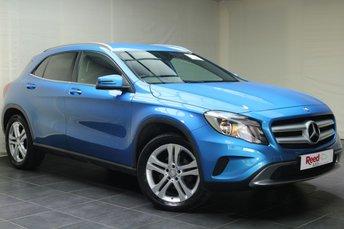 2015 MERCEDES-BENZ GLA-CLASS 2.1 GLA200 CDI SPORT 5d AUTO 136 BHP £14980.00
