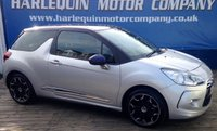 2014 CITROEN DS3 1.6 E-HDI DSTYLE PLUS 3d 90 BHP £4999.00