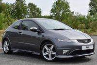 2012 HONDA CIVIC 1.8 I-VTEC TYPE S GT 3d 138 BHP £5490.00