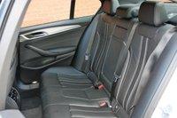 USED 2018 18 BMW 5 SERIES 2.0 520I M SPORT 4d AUTO 181 BHP