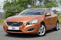 2011 VOLVO S60 2.4 D5 SE LUX 4d AUTO 202 BHP £6490.00