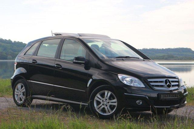 2010 MERCEDES-BENZ B CLASS 1.7 B180 SE 5d AUTO 116 BHP