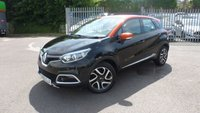 USED 2013 63 RENAULT CAPTUR 0.9 DYNAMIQUE MEDIANAV ENERGY TCE S/S 5d 90 BHP KEYLESS ENTRY