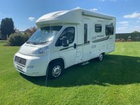 USED 2010 60 FIAT DUCATO 2.2 HDI SUNDANCE SWIFT 580 PR 2 BERTH CAMPER Only 9K Miles! Immaculate!