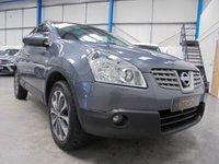 2009 NISSAN QASHQAI 1.6 N-TEC 5d 113 BHP £3995.00