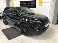 USED 2014 14 LAND ROVER RANGE ROVER EVOQUE 2.0 SI4 DYNAMIC LUX 5d AUTO 240 BHP