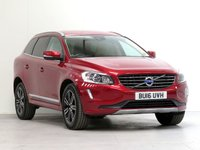2016 VOLVO XC60 2.0 D4 SE LUX NAV 5d AUTO 188 BHP £19134.00